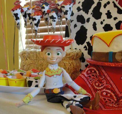 fiesta tematica de toy story