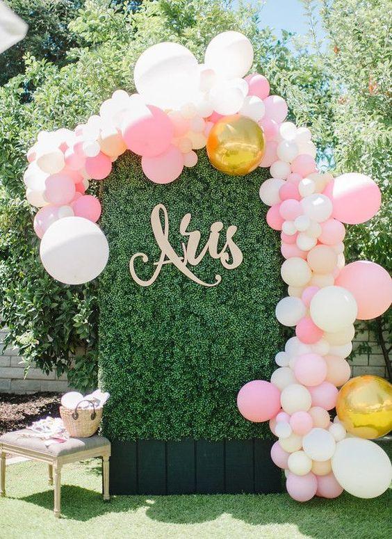 fondos bouquets de globos