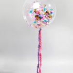 globos con confeti diy globos con confeti diy