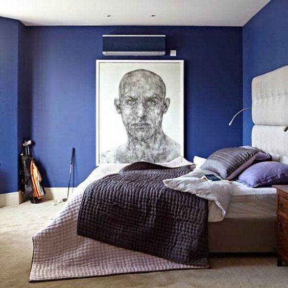 habitaciones para hombre