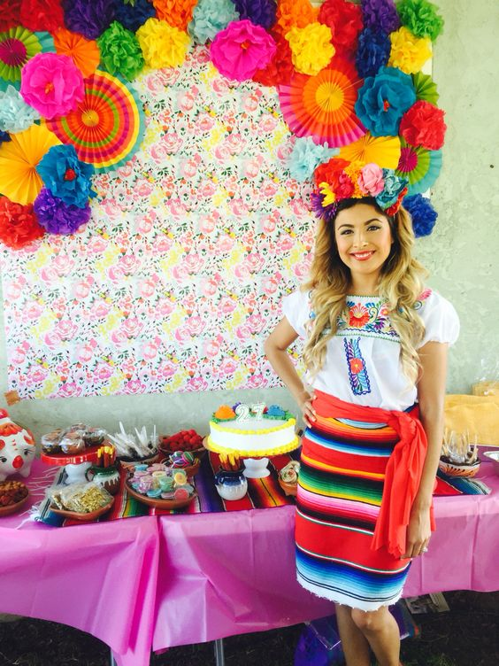 Ideas Para Una Fiesta Mexicana Como Decorar Una Fiesta