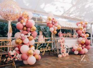 ideas para decorar fiestas de 15 años