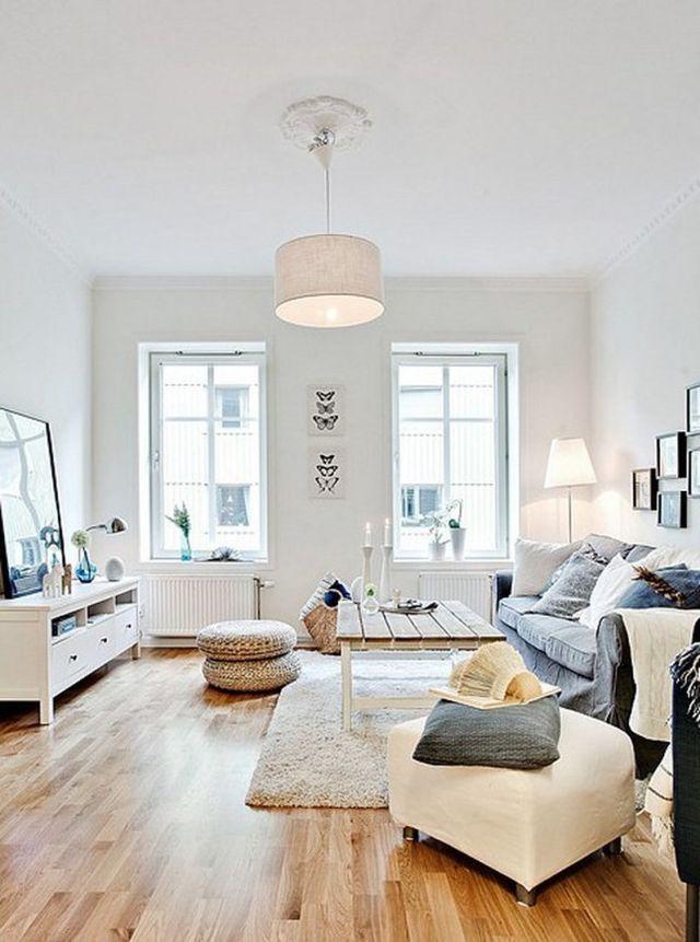 ideas para organizar salas modernas
