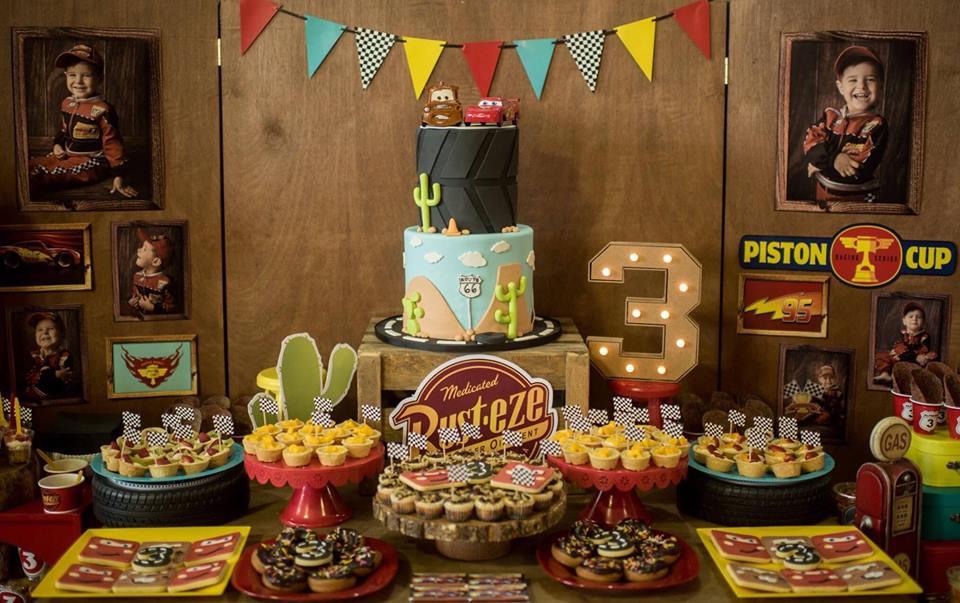 mesa de dulces fiestas infantiles