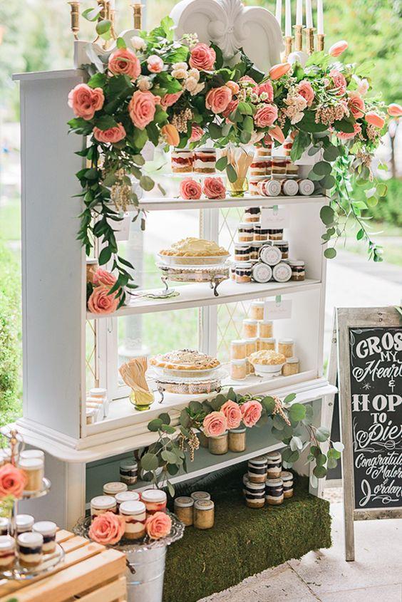 Ideas para decorar mesas de dulces para fiestas