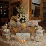 mesa de postres bodas