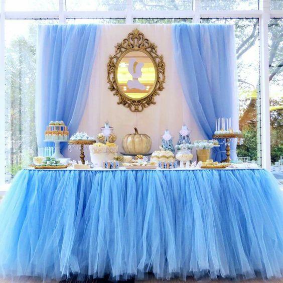 Como decorar una Fiesta Temática de Cenicienta