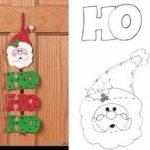 moldes de navidad gratis