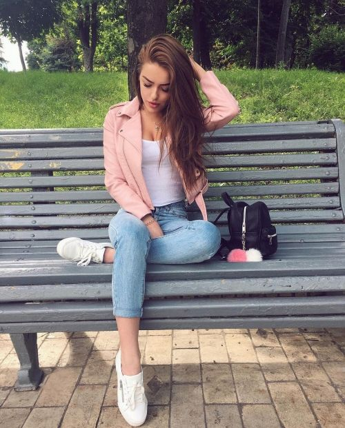 outfit mujer juvenil