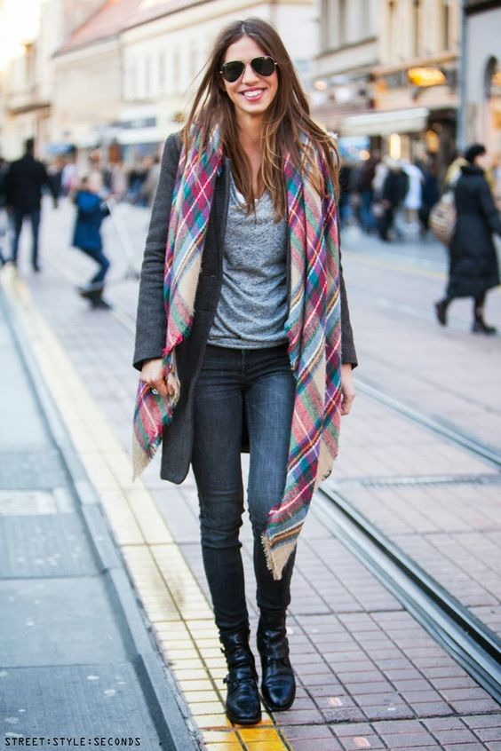 Colores outfit otoño ivierno 2019