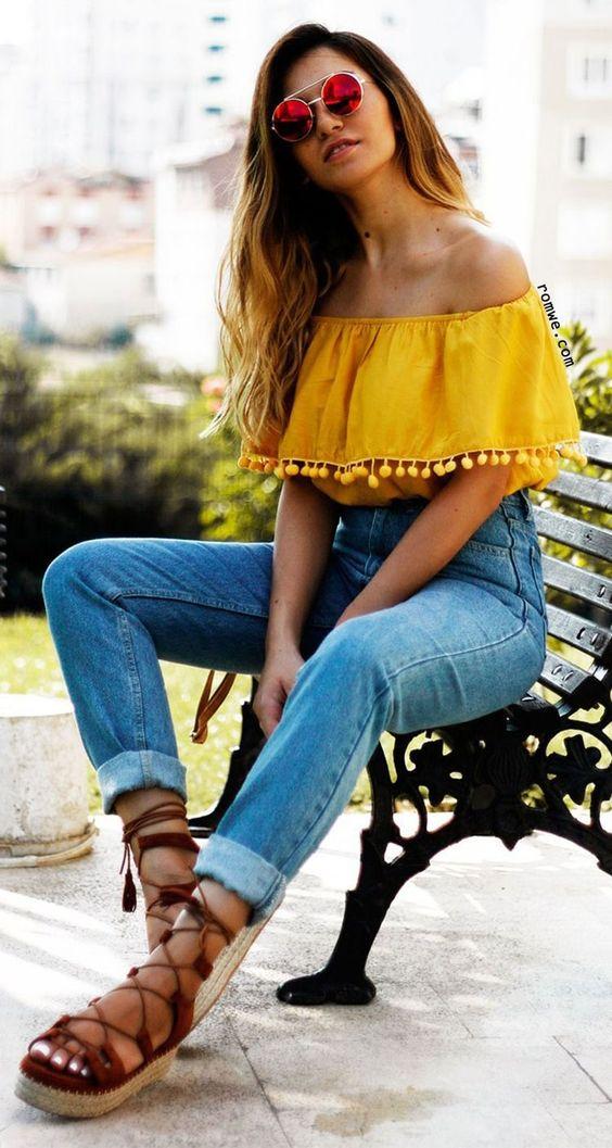 outfits para mujeres de verano