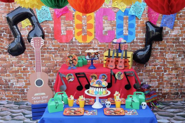 Ideas para cumpleaños de 1 año varón