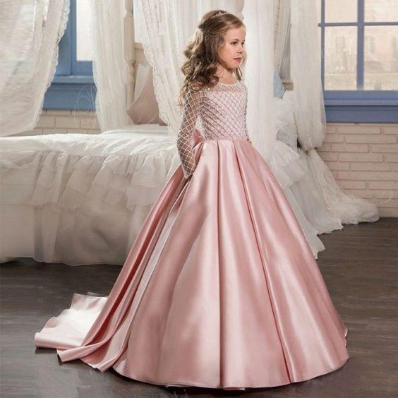 Vestidos De Fiesta Para Niñas De 12 Años Elegantes Ideas