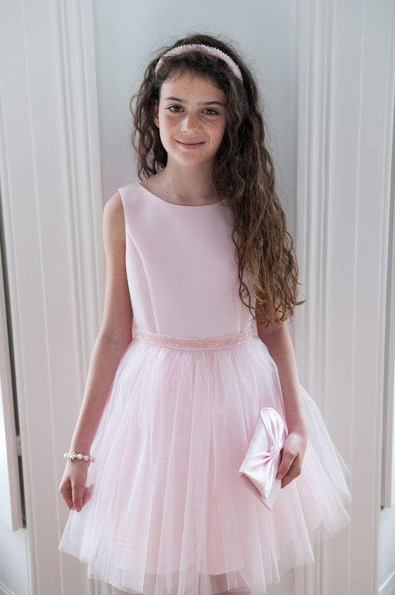 vestidos de tul para niñas de 12 años