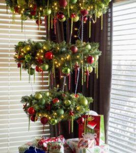 adorno navideño colgante