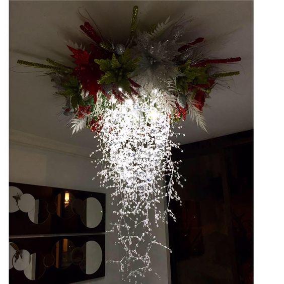 adornos navideños para el techo 2019