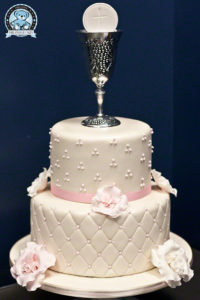 Cakes for first communion
