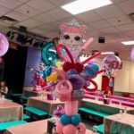 centros de mesa para fiesta de lol surprise