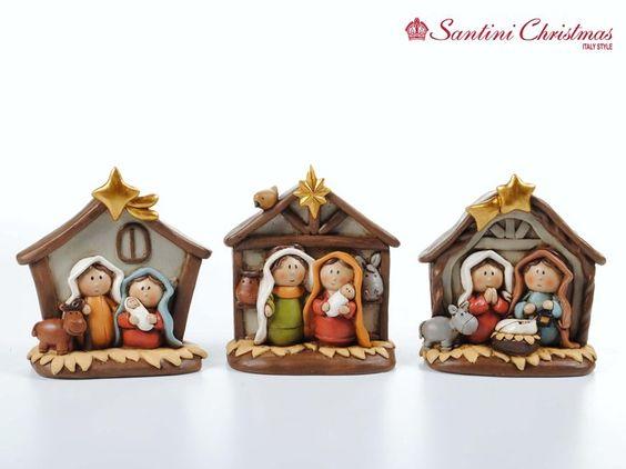 como decorar un nacimiento navideño sencillo