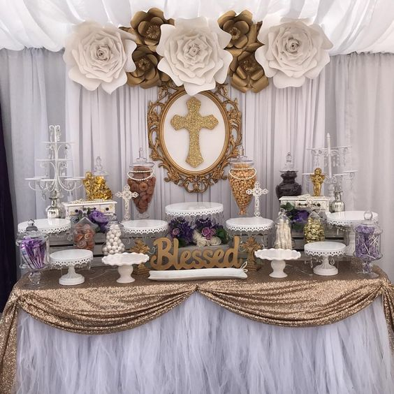 Decoration for first communion