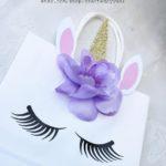 dulceros de unicornio para niña modernos