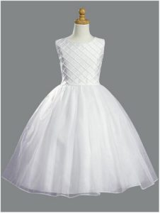 Ideas for a girl's first communion