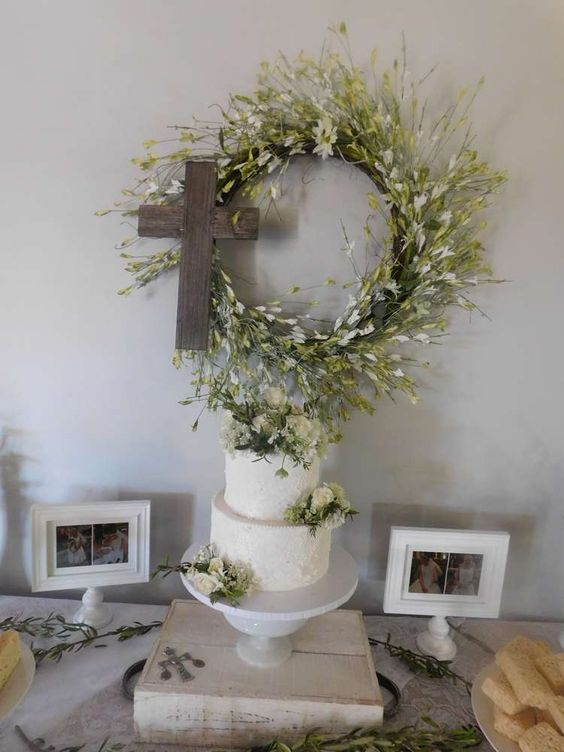 Ideas for first communion
