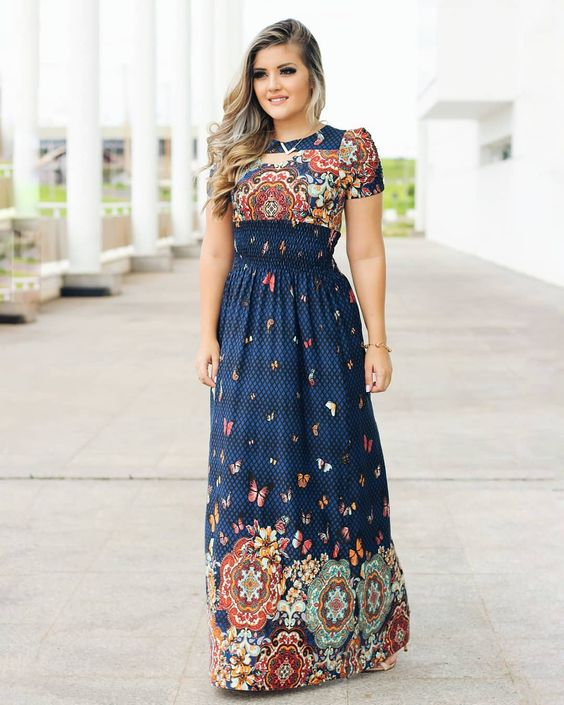Looks Con Vestidos Tendencias 2018 2019 En Moda Para Mujeres
