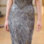 outfit vestidos largos elegantes
