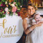 pasos para organizar un bautizo