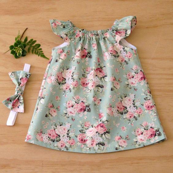68ca1d398 Patrones de vestidos de moda para niñas | Ideas para cada edad