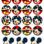 stickers de minnie para imprimir