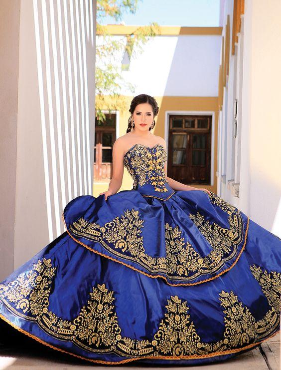 dbf78296c3 Vestidos de xv años 2019 tendencias