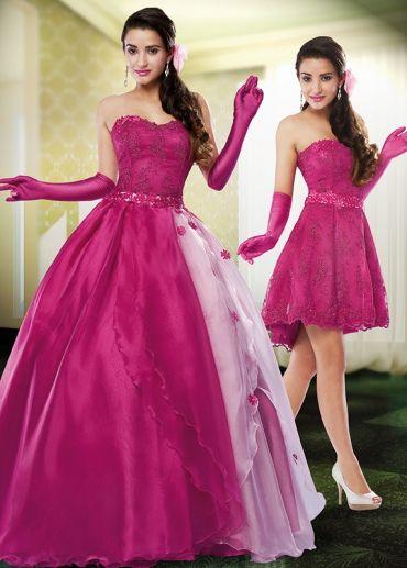 Tendencia De Vestidos Para Xv Años Colores Diseños Y