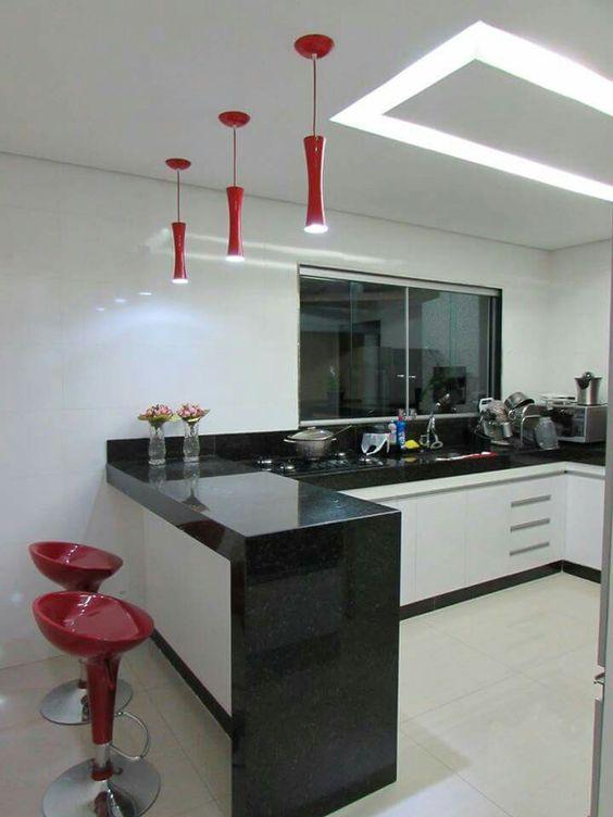 colores de cocinas modernas