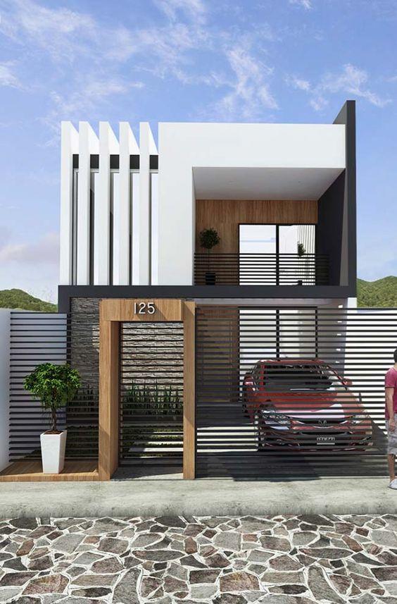 fachadas de casaselegantes