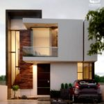 fachadas de casas modernasen mexico