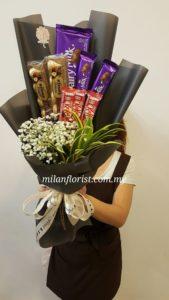 manualidades para mi novio con flores