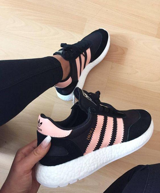 zapatillas basicas adidas mujer