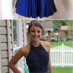 vestidos de 15 años cortos y modernos 2019