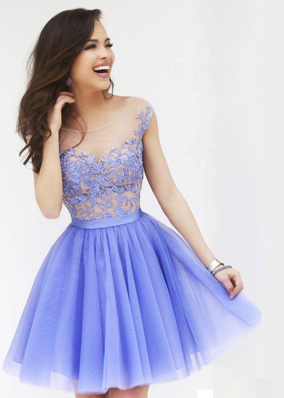 fbcd8dcc0 ... colores de Vestidos de XV años cortos