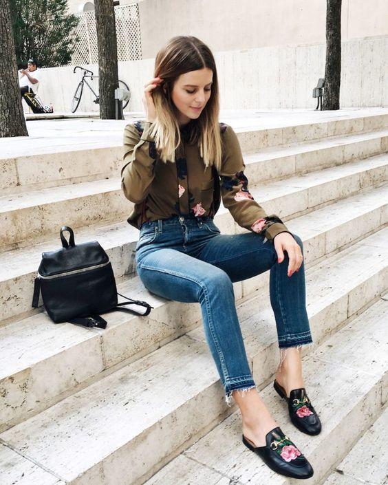 flats de moda para mujeres