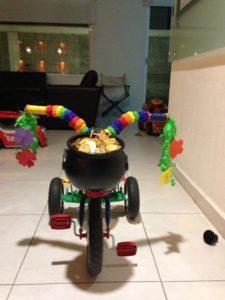 triciclos alegoricos creativos
