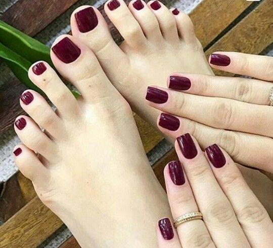 uñas decoradas pies elegantes