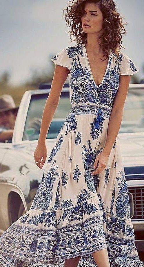 vestidos cortos royal blue - tipo talavera