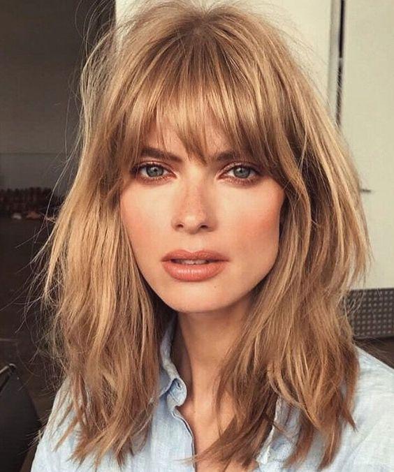 Boho chic para corte de cabello primavera - verano 2019