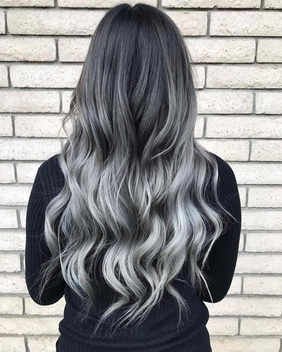 Granny Hair para el cabello 2019