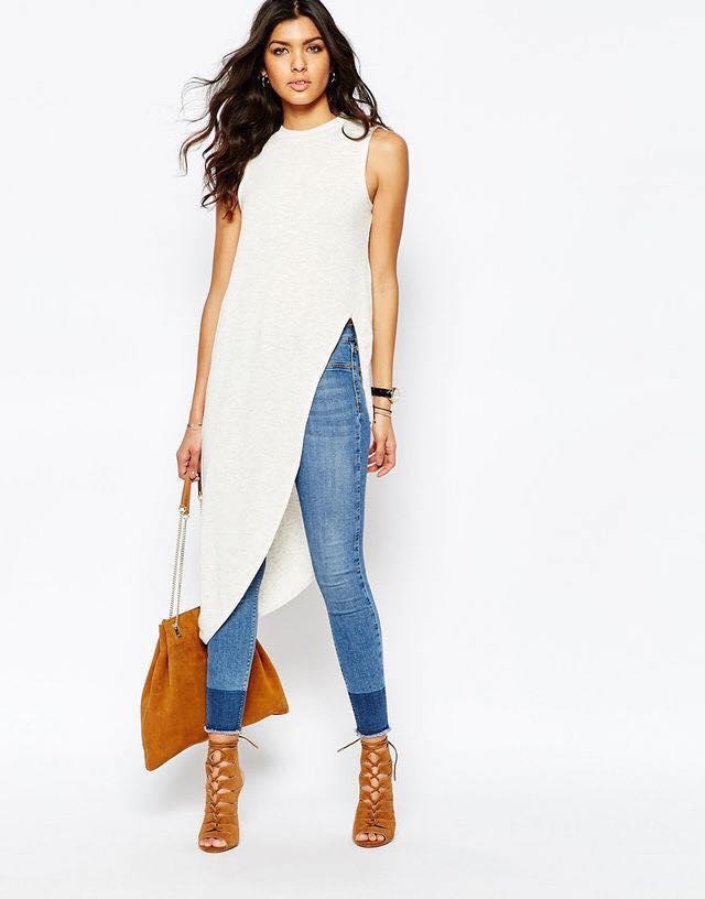 Outfit para mamas modernas