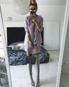 Outfits elegantes para ir a trabajar