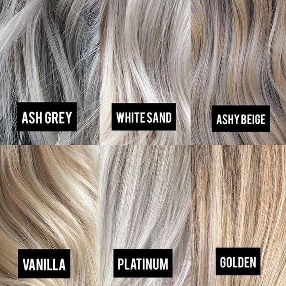 Tendencia cabello 2019 mujer color